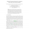 Stochastic Transition Systems for Continuous State Spaces and Non-determinism