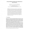 Storage-Optimal Key Sharing with Authentication in Sensor Networks