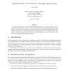 Straightforward Java Persistence Through Checkpointing