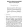 Strategies for a Component-Based Self-adaptability Model in Peer-to-Peer Architectures