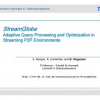 StreamGlobe: adaptive query processing and optimization in streaming P2P environments