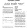 Strict bidirectional type checking
