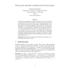 Strong non-standard completeness for fuzzy logics