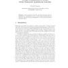 Strong Normalization of Second Order Symmetric Lambda-mu Calculus