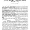 Structural action recognition in body sensor networks: distributed classification based on string matching
