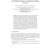 Structural Analysis of Mathematical Formulae with Verification Based on Formula Description Grammar