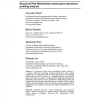Structural Risk Minimisation based gene expression profiling analysis