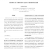 Structure and Collaborative Aspects of Internet Standards