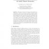 Structured Argumentation in a Mediator for Online Dispute Resolution