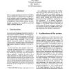 STS: An Experimental Sentence Translation System