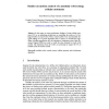 Studies on Motion Control of a Modular Robot Using Cellular Automata