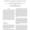 Study of Distance Vector Routing Protocols for Mobile Ad Hoc Networks