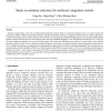 Study on nominee selection for multicast congestion control