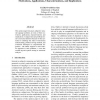 Subjective Natural Language Problems: Motivations, Applications, Characterizations, and Implications
