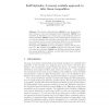 SubPolyhedra: A (More) Scalable Approach to Infer Linear Inequalities