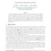 Subquadratic Algorithms for 3SUM