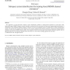 Subspace system identification for training-based MIMO channel estimation