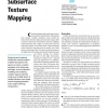 Subsurface Texture Mapping