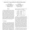 Summarization - Compressing Data into an Informative Representation