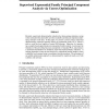 Supervised Exponential Family Principal Component Analysis via Convex Optimization