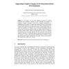 Supporting Complex Changes in Evolving Interrelated Web Databanks