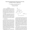 Supporting Semantics-Based Transaction Processing in Mobile Database Applications