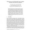 Surface Recovery from 3D Point Data Using a Combined Parametric and Geometric Flow Approach