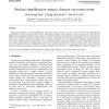 Surface simplification using a discrete curvature norm