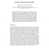 Symbiotic Composition and Evolvability