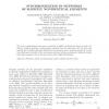 Synchronization in Networks of Slightly nonidentical Elements