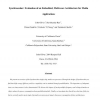 Synchroscalar: Evaluation of an embedded, multi-core architecture for media applications