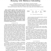 System-Level Performance of Cellular Multihop Relaying with Multiuser Scheduling