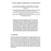 Tactical Language Training System: An Interim Report