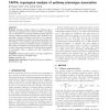 TAPPA: topological analysis of pathway phenotype association