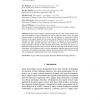 Technology diffusion: analysing the diffusion of agent technologies