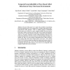 Temporal Generalizability of Face-Based Affect Detection in Noisy Classroom Environments