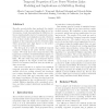 Temporal properties of low power wireless links: modeling and implications on multi-hop routing
