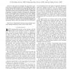 Temporal Spectrum Sharing Based on Primary User Activity Prediction