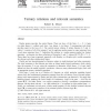 Ternary relations and relevant semantics