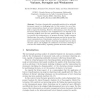 Text Clustering on Latent Thematic Spaces: Variants, Strengths and Weaknesses