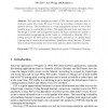 The Application of Collaborative Filtering for Trust Management in P2P Communities