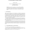 The Basic Theorem on Generalized Concept Lattice