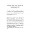The Calculus of Algebraic Constructions