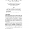 The Chatty Web Approach for Global Semantic Agreements