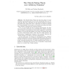 The Church-Turing Thesis over Arbitrary Domains