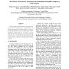 The Clarens Web Service Framework for Distributed Scientific Analysis in Grid Projects