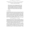 The Complexity of Probabilistic EL