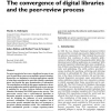 The convergence of digital libraries and the peer-review process