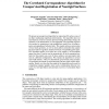 The Correlated Correspondence Algorithm for Unsupervised Registration of Nonrigid Surfaces