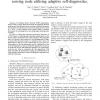The Development of a Wireless Sensor Network Sensing Node Utilising Adaptive Self-diagnostics